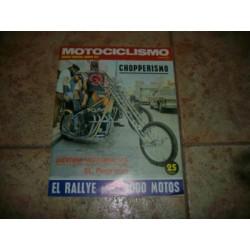 REVISTA MOTOCICLISMO (CHOPPERS)