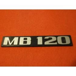 EMBLEMA MB 120
