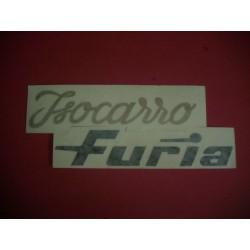 EMBLEMA ISOCARRO FURIA