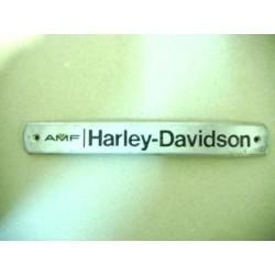 PLACA HARLEY AMF