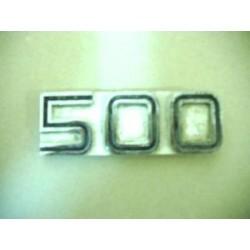 ANAGRAMA 500 DUCATI
