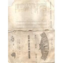 CATALOGO LUBE  99. 125. 150