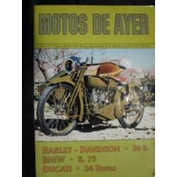 Nº 1 MOTOS DE AYER